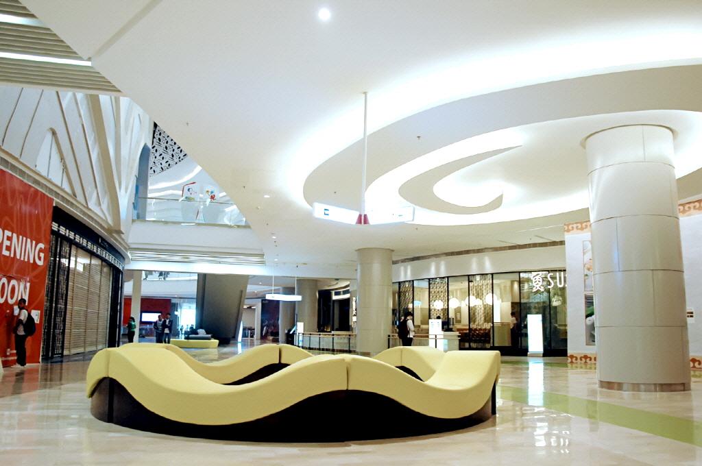 Lotte Shopping Avenue Kuningan Jakarta Indonesia
