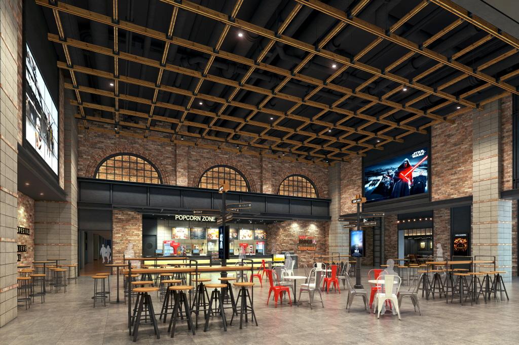 CGV Eco Plaza Citra Raya Cikupa Tangerang