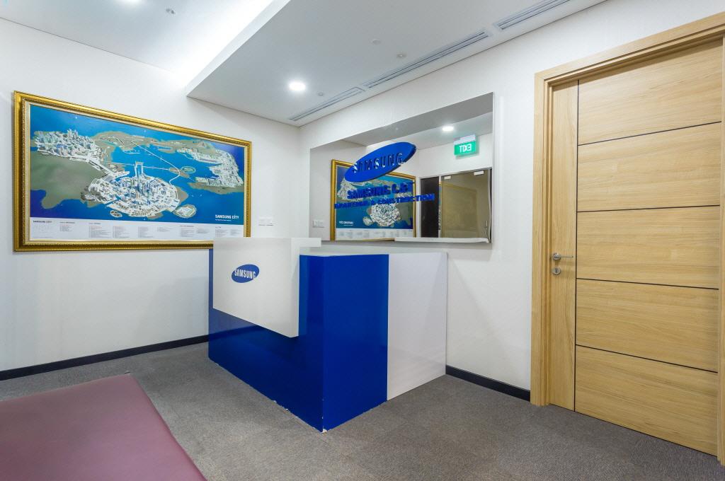 Samsung C&T Corporation (Engineering & Construction) Jakarta Indonesia