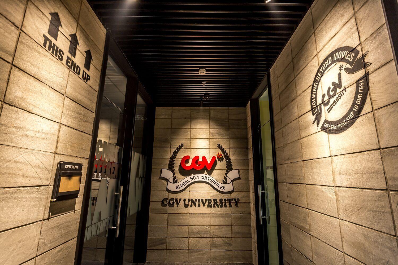 CGV University Central Park Mall Jakarta - Design Ace