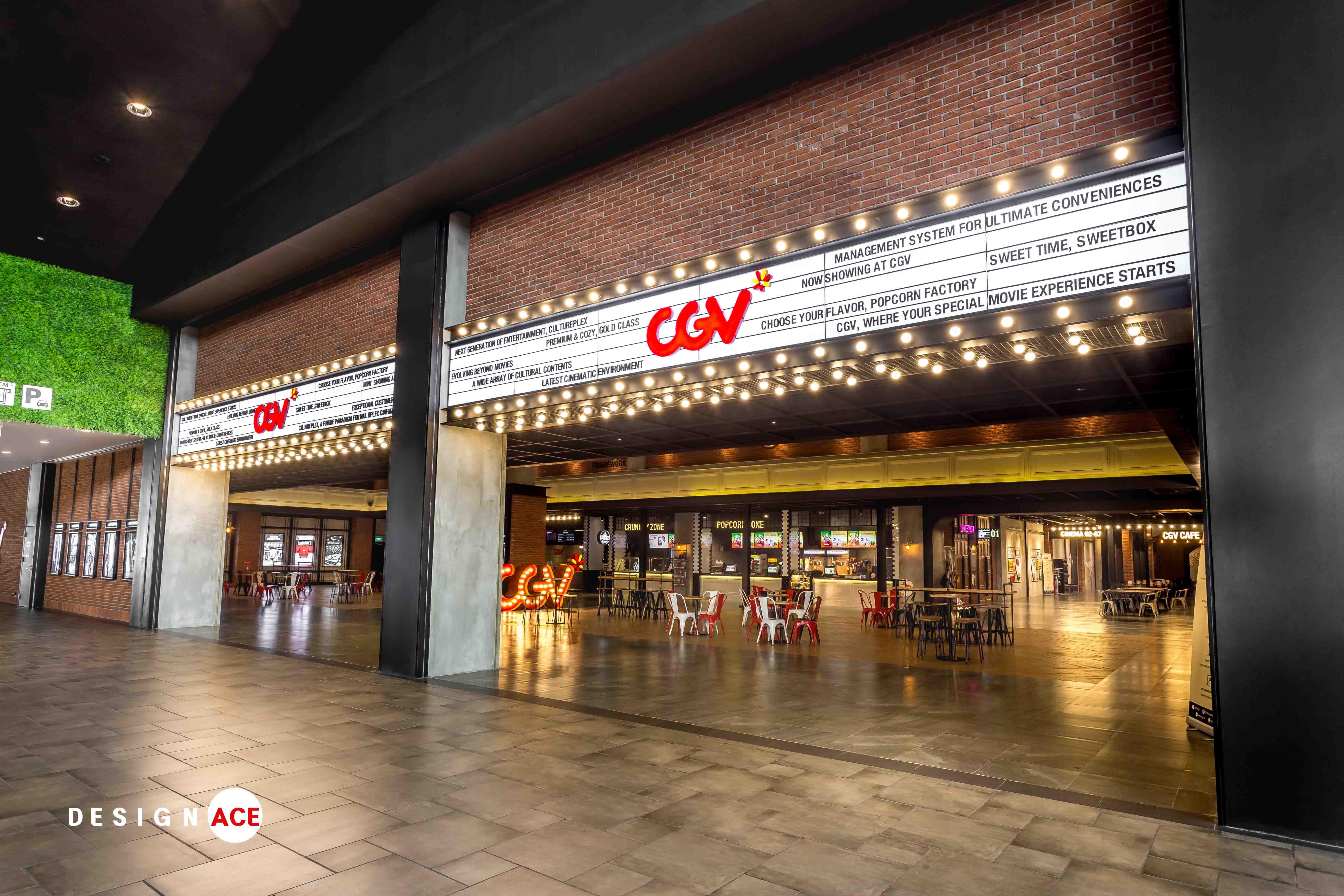 Cgv Aeon Mall Jakarta Garden City
